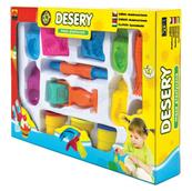 Masa plastyczna Desery w pudełku 02429