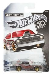 PROMO Hot Wheels Samochodzik 50-ta rocznica FRN23 MIX p36 MATTEL, cena za 1szt.