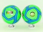 Piłka zielona z niebieskim pasem PIEROT