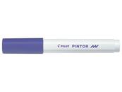 Marker Pilot permanentny PINTOR F fioletowy