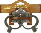 PROMO Zestaw Sheriff antik Schrodel blister 712 7377