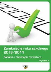 Zamknięcie roku szkolnego 2013/2014