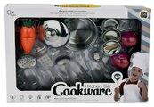 Zestaw kuchenny metalowy 1