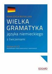 Wielka gramatyka języka niemieckiego z ćwiczeniami