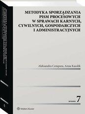 Metodyka sporządzania pism procesowych