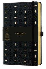 Notatnik 13x21cm linia Castelli Gold Rice