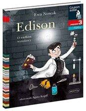Czytam sobie - Edison. O wielkim wynalazcy