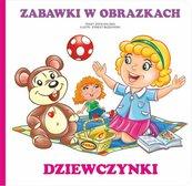 Zabawki w obrazkach - Dziewczynki