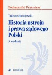 Historia ustroju i prawa sądowego Polski