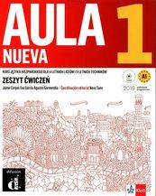 Aula Nueva 1 Zeszyt ćwiczeń z płytą CD