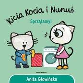 Kicia Kocia i Nunuś. Sprzątamy!