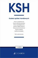 Kodeks spółek handlowych oraz ustawy towarzyszące