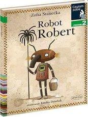 Czytam sobie - Robot Robert. Poziom 2