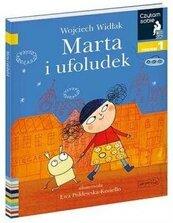 Czytam sobie - Marta i ufoludek. Poziom 1