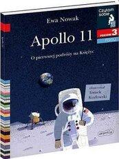 Czytam sobie - Apollo 11. O pierwszym lądowaniu..