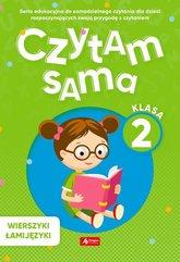 Czytam sama klasa 2 Wierszyki Łamijęzyki