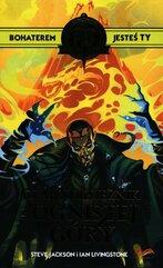Fighting Fantasy Czarnoksiężnik z Ognistej Góry + Piłka w grze