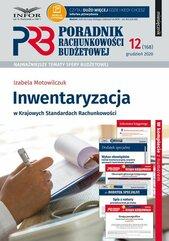 Inwentaryzacja w Krajowych Standardach Rachunkowości