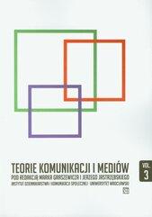 Teorie komunikacji i mediów część 3