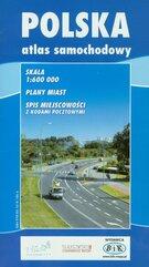 Polska atlas samochodowy 1:600 000