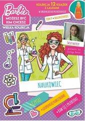 Barbie, możesz być kim chcesz T.9 Naukowiec