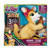 Fur Real Kangur mama Josie
