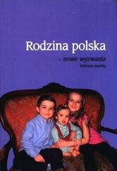 Rodzina polska - nowe wyzwania