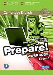 Cambridge English Prepare! 6 Workbook
