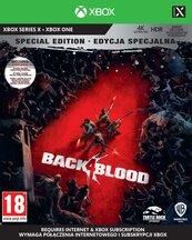 Back 4 Blood Edycja Specjalna (XOne / XSX)