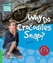 Why Do Crocodiles Snap? 3 Factbook