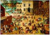 Puzzle 1000 Zabawy dziecięce, Brueghel
