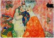 Puzzle 1000 Przyjaciółki, Gustav Klimt