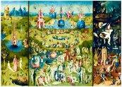 Puzzle 1000 Ogród ziemskich rozkoszy -Tryptyk Brue