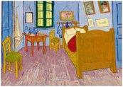 Puzzle 1000 Pokój artysty w Arles Vincent van Gogh