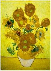 Puzzle 1000 Słoneczniki, Vincent van Gogh