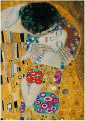 Puzzle 1000 Pocałunek- fragment, Gustav Klimt