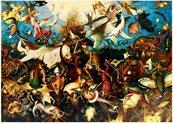 Puzzle 1000 Upadek zbuntowanych aniołów, Brueghel