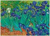 Puzzle 1000 Irysy, Vincent van Gogh