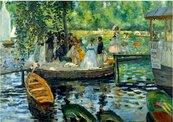 Puzzle 1000 Spotkanie nad rzeką, Renoir
