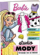 Barbie Studio mody Kreacje na co dzień