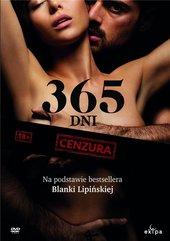 365 dni DVD