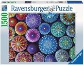 Puzzle 1500 Kolorowe kamienie
