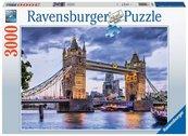 Puzzle 3000 Londyn, wspaniałe miasto