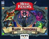 Hero Realms: Ruiny Thandaru (gra karciana) + Bonus + Bonus