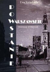 Powstanie Warszawskie. Wiersze wybrane