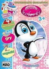 Słodkie kolorki. Pingwinki