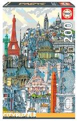 Puzzle 200 Paryż G3