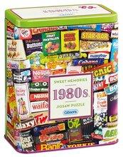Puzzle 500 Słodkie wspomnienia - lata 80-te G3
