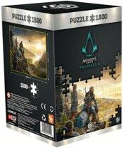 Good Loot Puzzle Assassins Creed Valhalla: Vista of England 1500 elementów