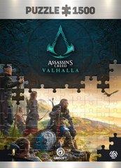 Puzzle Assasssins Creed Valhalla: England Vista 1500 elementów